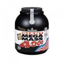 WEIDER Mega Mass 4000 Jahoda 3000 g