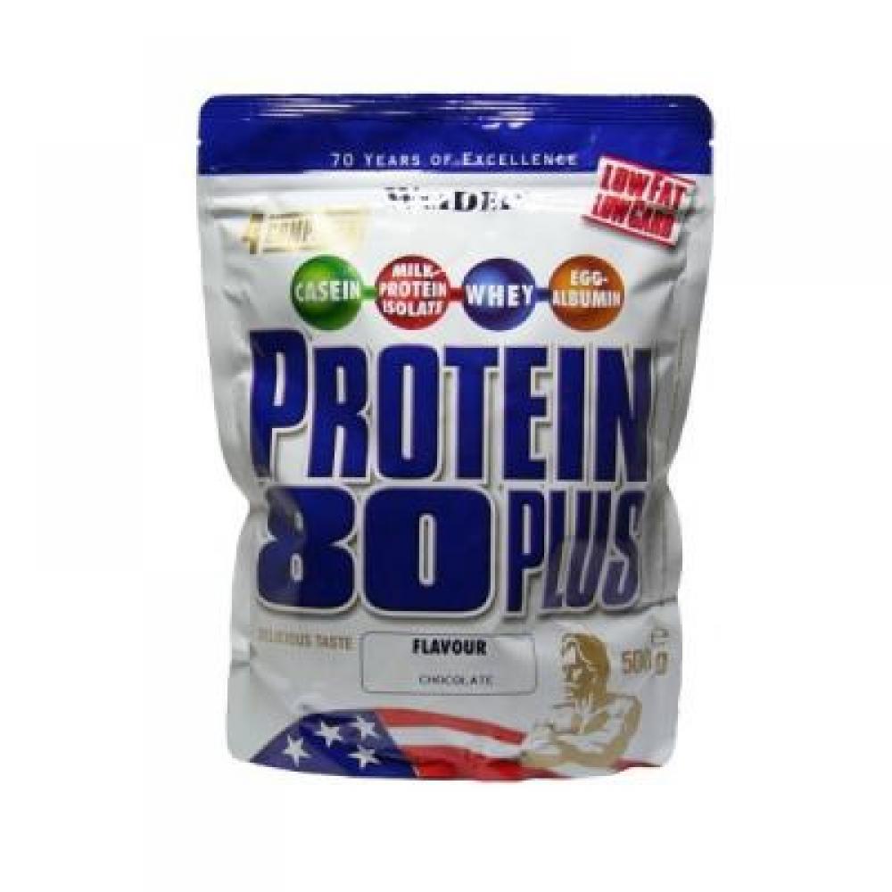 WEIDER 80 Plus protein příchuť banán 500 g