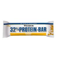 WEIDER Protein bar 32% proteinová tyčinka banánová 60 g