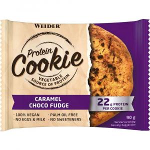 WEIDER Protein Cookie karamel-čokoládový fondán 90 g