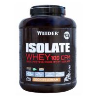 WEIDER Isolate whey 100 CFM syrovátkový isolát příchuť cookie & cream 2 kg