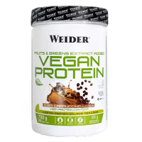 WEIDER Vegan protein příchuť iced cappuccino 750 g