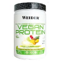 WEIDER Vegan protein příchuť piňa colada 750 g