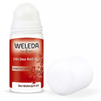 WELEDA Granátové jablko 24h Deo Roll-on 50 ml