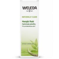 WELEDA Naturally Clear Matující fluid na problematickou pleť 30 ml