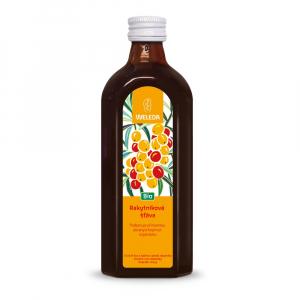 WELEDA Rakytníková šťáva BIO Bez cukru 250 ml