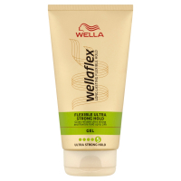 WELLA Wellaflex Flexible Ultra Strong Hold Gel na vlasy 150 ml