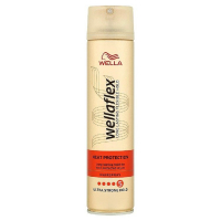 WELLAFLEX Heat Creations lak na vlasy 250 ml