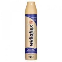 WELLAFLEX Boost silně tužící lak na vlasy pro objem 250 ml