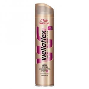 WELLAFLEX Lak na vlasy s leskem extra silně tužící 250 ml