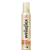 WELLAFLEX Shine&volume pěnové tužidlo 200ml