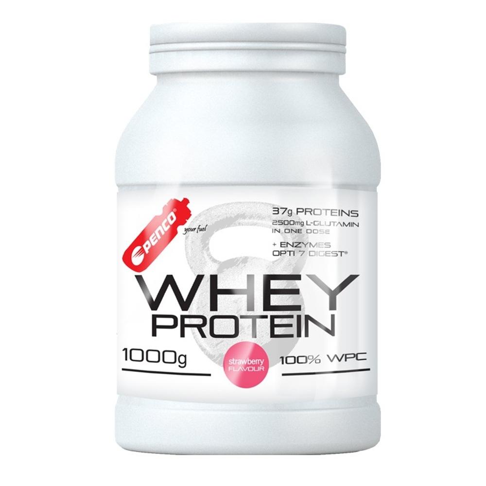PENCO Whey protein jahoda 1000 g