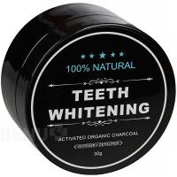 CHARCOAL bělicí zubní pudr 30 g