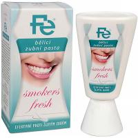 FE Smokers Fresh bělicí zubní pasta 90 g