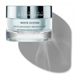 Esthederm Whitening night cream - bělící noční krém 50 ml : VÝPRODEJ