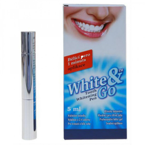 Eva cosmetics Whitening pen Bělící zubní pero 5 ml