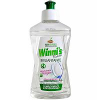 WINNI´S Brillantante – hypoalergenní leštidlo do myčky nádobí 250 ml