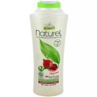 WINNI´S NATUREL Bagno Schiuma Melograno – hypoalergenní pěna do koupele 500 ml