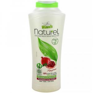WINNI´S NATUREL Bagno Schiuma Melograno – hypoalergenní pěna do koupele 500 ml