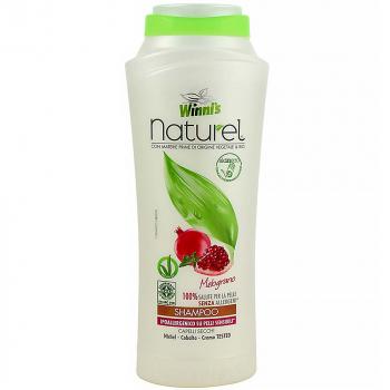 WINNI´S NATUREL Shampoo Melograno Capelli Secchi – hypoalergenní šampón 250 ml
