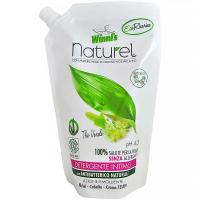 WINNI´S NATUREL Sapone Intimo Thé Verde Ecoricarica – hypoalergenní intimní mýdlo 500 ml