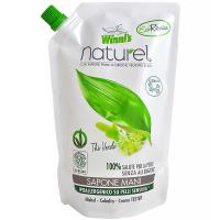 WINNI´S NATUREL Sapone Mani Thé Verde Ecoricarica – hypoalergenní mýdlo na ruce 500 ml