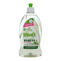 WINNI´S Piatti Aloe Vera – hypoalergenní mycí prostředek na nádobí 500 ml