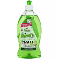 WINNI´S Piatti Lime – hypoalergenní mycí prostředek na nádobí 500 ml