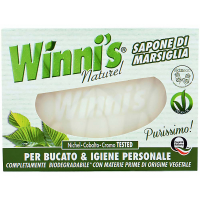 WINNI´S Sapone Marsiglia – ekologické tuhé mýdlo 250 g