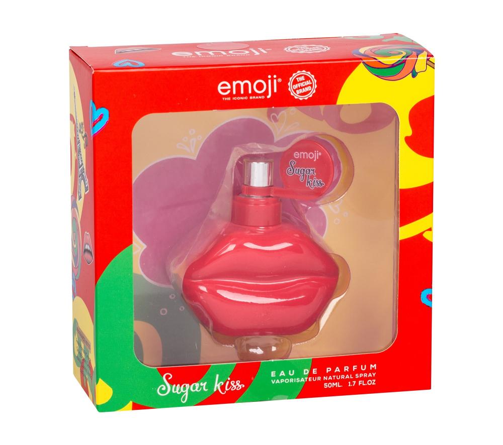 EMOJI Sugar Kiss Parfémovaná voda pro děti 50 ml