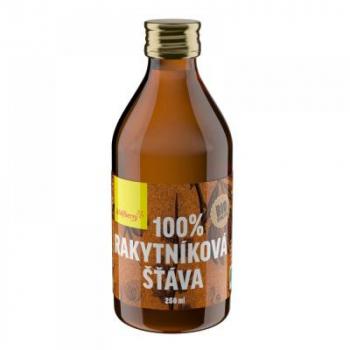 WOLFBERRY Rakytníková šťáva 250 ml BIO