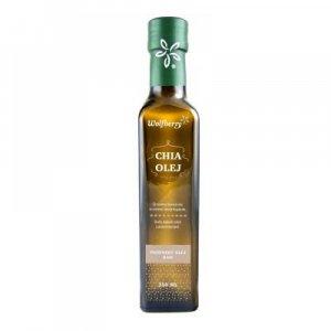WOLFBERRY Chia olej 250 ml