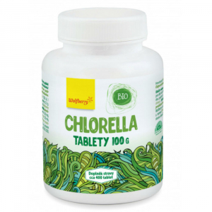 WOLFBERRY Chlorella BIO 400 tablet