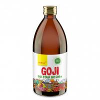 WOLFBERRY Goji šťáva BIO 500 ml