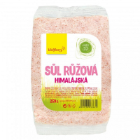 WOLFBERRY Himalájská sůl růžová jemná 250 g