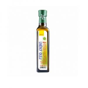 WOLFBERRY Lněný olej 250 ml