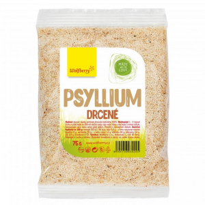 WOLFBERRY Psyllium drcené 75 g
