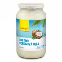 WOLFBERRY RBD Kokosový olej BIO 1000 ml