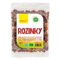 WOLFBERRY Rozinky BIO 100 g