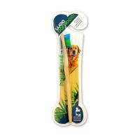 WOOBAMBOO Zubní kartáček z bambusu pro malé psy a kočky
