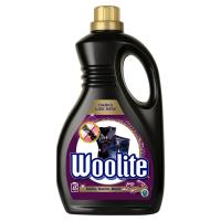 WOOLITE Darks, Denim, Black Tekutý prací přípravek 45 prací dávek 2,7 l