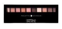 GABRIELLA SALVETE Palette 10 Shades oční stín 12 g 01 Rose