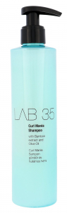 KALLOS Cosmetics Lab 35 šampon Curl Mania 300 ml