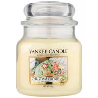 YANKEE CANDLE Classic Christmas Cookie střední 411 g