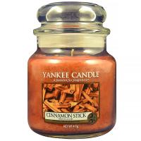 YANKEE CANDLE Classic Cinnamon Stick střední 411 g