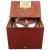 YANKEE CANDLE Svíčka Dárkový box 198 g, Vůně: Skořice