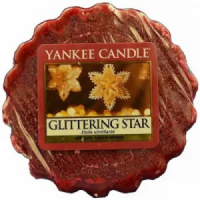 YANKEE CANDLE Vonný vosk vánoční hvězda 22 g