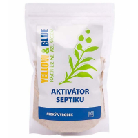 YELLOW&BLUE Aktivátor septiku 500 g