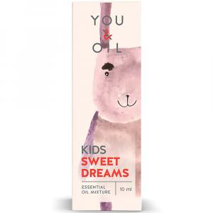 YOU & OIL Kids Bioaktivní směs pro děti Sladké sny 10 ml