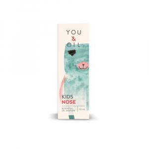 YOU & OIL Kids Bioaktivní směs pro děti Ucpaný nos 10 ml